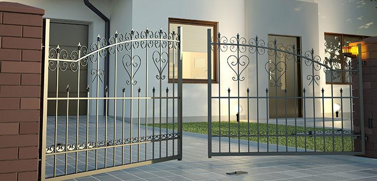 Gate Opener Installation
